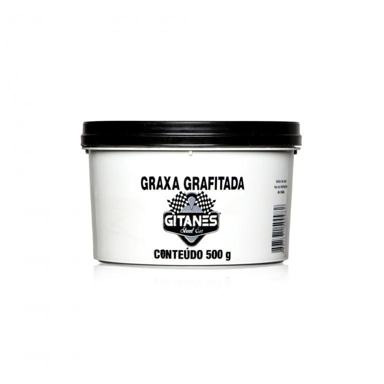 GRAXA GRAFITADA – 500G