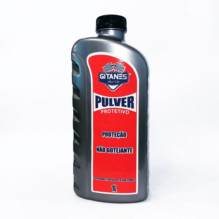 PULVER OIL – ÓLEO PROTETIVO P/ CHASSIS – 1L