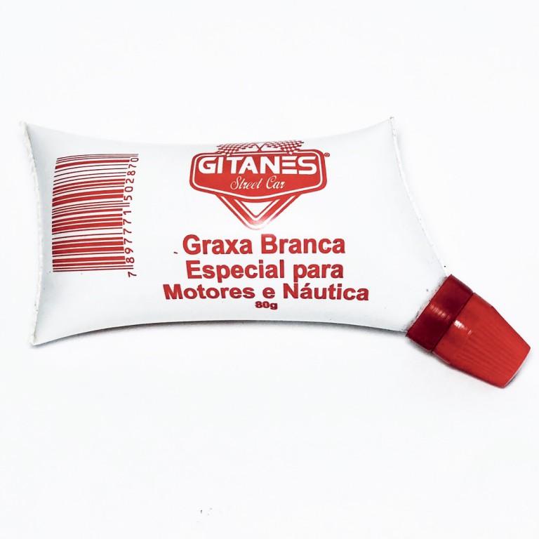 GRAXA BRANCA ESPECIAL PARA MOTORES E NÁUTICA