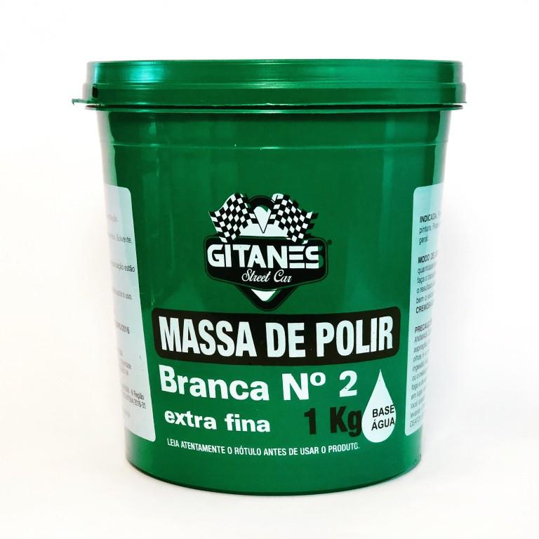 MASSA DE POLIR Nº2 1 KG